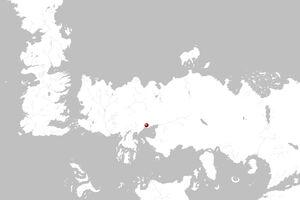 Mapa Bhorash