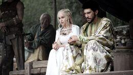 Daenerys Hizdahr HBO