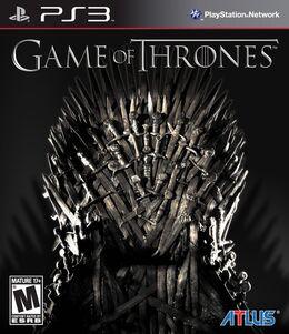 Gameofthrones videogame