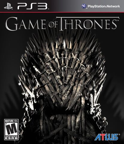 Archivo:Gameofthrones videogame.jpg