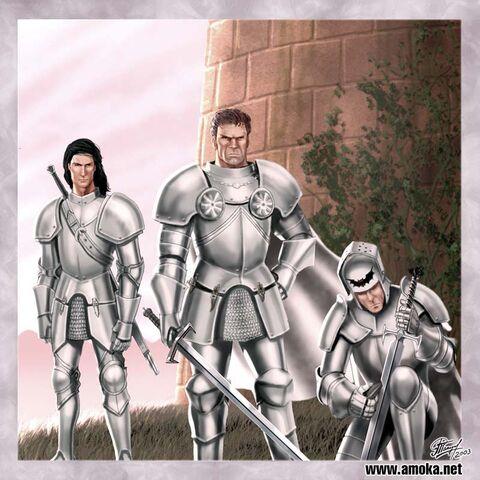 Archivo:Guardia Real en la Torre de la Alegría by Amoka©.jpg
