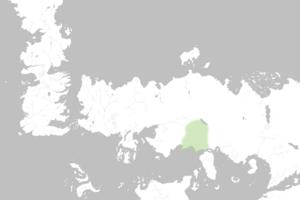 Mapa Desierto Rojo