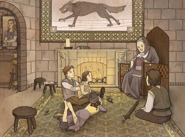Archivo:Old Nan's Stories by ~mustamirri©.jpg