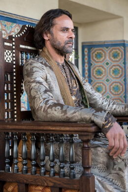 Doran Martell HBO