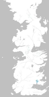 Mapa río Slayne