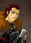Robb Stark by The Mico©