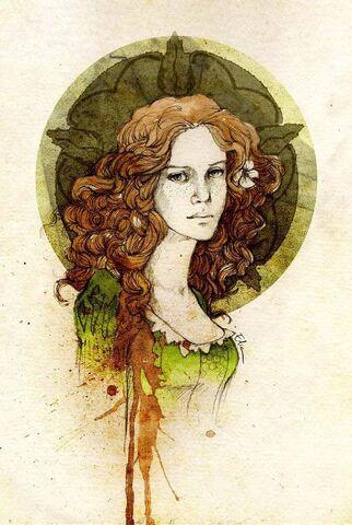 Archivo:Margaery Tyrell by Elia Mervi©.jpg
