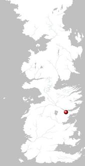 Mapa Poza de la Doncella