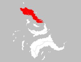 Mapa Walano