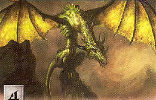 Archivo:Rhaegal by Scott Altmann, Fantasy Flight Games©.png