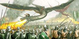 Batalla de Campo de Fuego by Amoka©