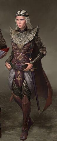 Archivo:Rhaenys Targaryen by Andrew Ryan©.jpg