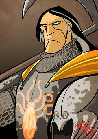 Archivo:Victarion Greyjoy by The Mico©.jpg