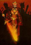 Stannis Baratheon by ~acazigot©