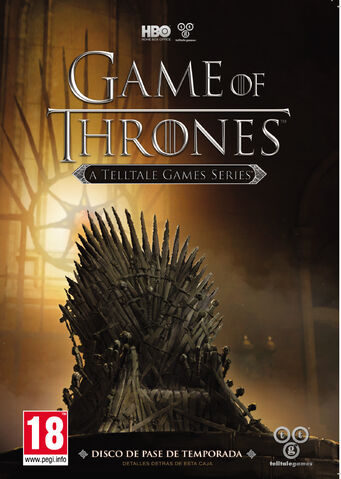 Archivo:Game-of-Thrones Videojuego Carátula.jpg