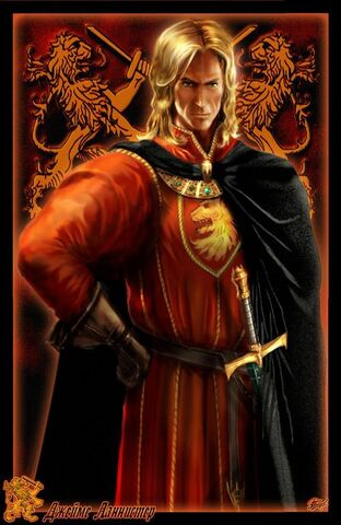 Archivo:Jaime Lannister by Amoka©.jpg