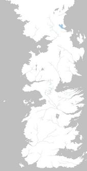 Mapa río Asta