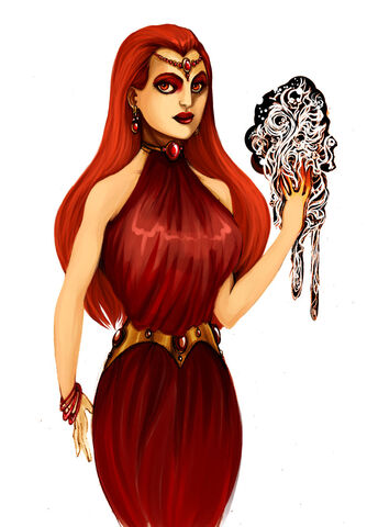 Archivo:Melisandre by Enife©.jpg