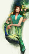 Margaery Tyrell by Nicole Cardiff, Fantasy Flight Games©