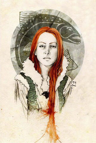 Archivo:Catelyn Tully by Elia Mervi.jpg