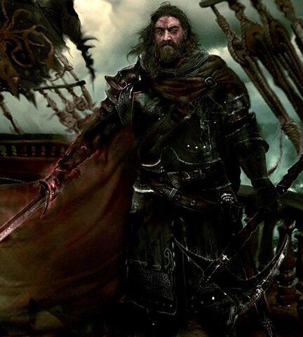 Archivo:Victarion Greyjoy by Mike Hallstein©.jpg