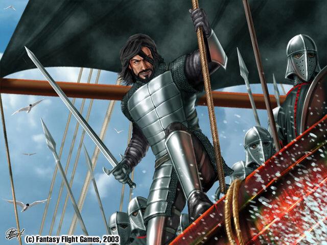 Archivo:Euron Greyjoy 2 by Amoka©.jpg