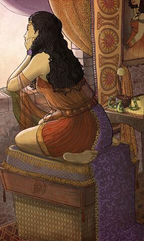 Archivo:Princess in the Tower by ~mustamirri©.jpg