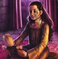 Shireen Baratheon by Sara Biddle, Fantasy Flight Games©