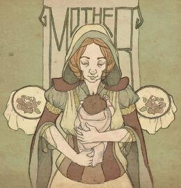 The Mother by ~mustamirri©