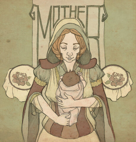Archivo:The Mother by ~mustamirri©.jpg