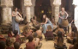 Margaery pueblo llano HBO