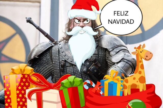 Archivo:Sandor clegane navidad.jpg