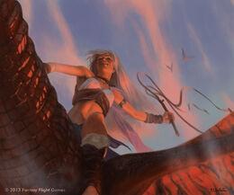 First Flight by Jake Murray, Fantasy Flight Games©