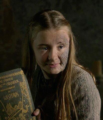 Archivo:Shireen Baratheon HBO.jpg