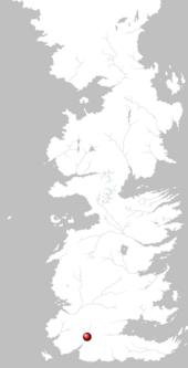 Mapa Ermita Alta