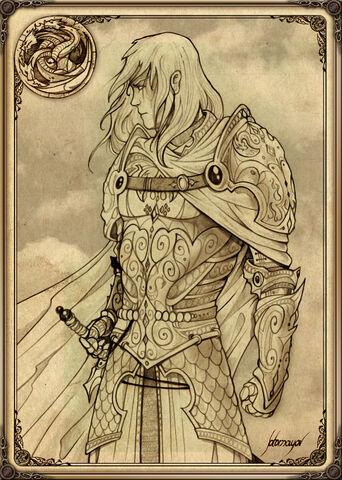 Archivo:Rhaegar Targaryen by Félix Sotomayor©.jpg