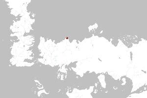 Mapa Morosh