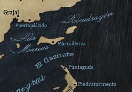Mapa Rocadragón