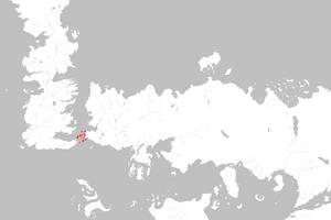 Mapa Peldaños de Piedra