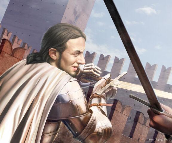 Archivo:Gerold Hightower by Tiziano Baracchi, Fantasy Flight Games©.jpg