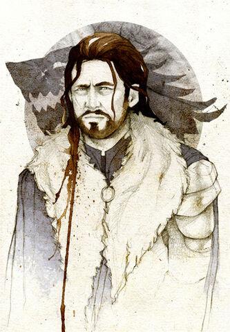 Archivo:Eddard Stark by Elia Mervi©.jpg