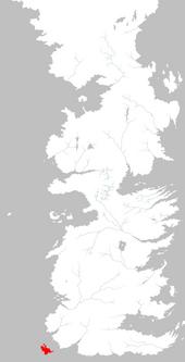 Mapa El Rejo