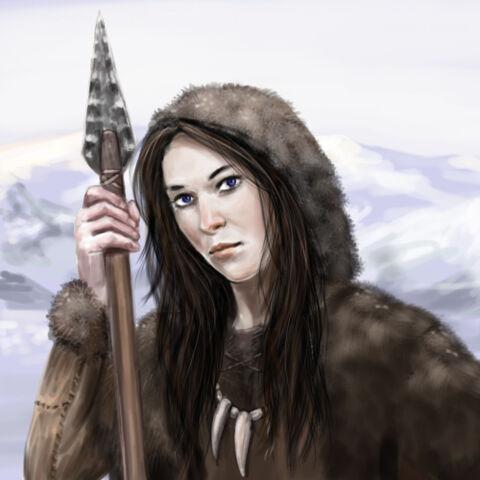 Archivo:Wildling woman by dashinvaine-d6wxvhd.jpg