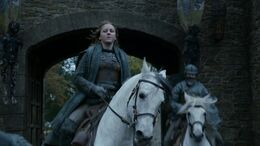Asha llega a Invernalia HBO