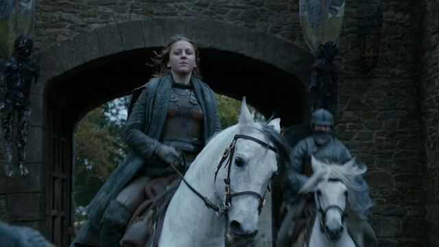 Archivo:Asha llega a Invernalia HBO.jpg