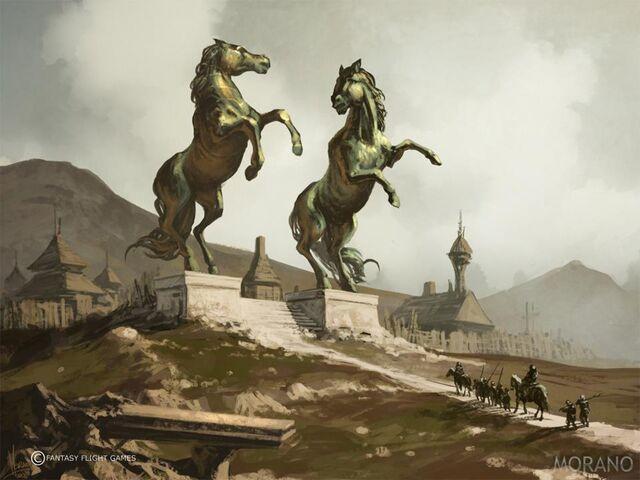Archivo:Vaes Dothrak by Tomasz Jedruzek, Fantasy Flight Games©.jpg