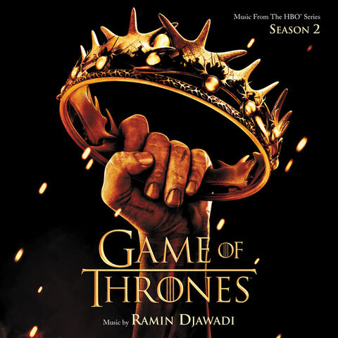 Archivo:Soundtrack Temporada 2 GOT HBO.jpg
