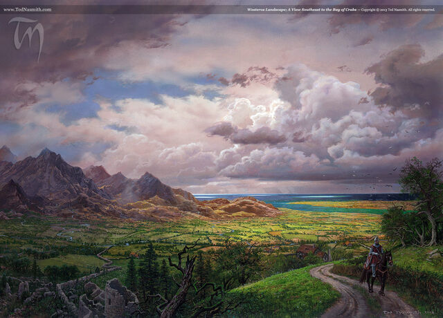 Archivo:Westeros Landscape by Ted Nasmith©.jpg
