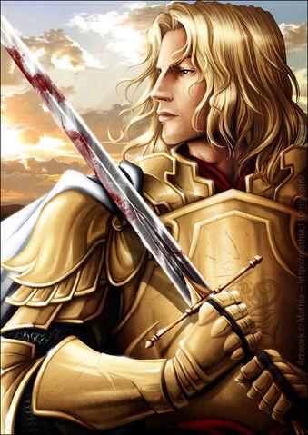 Archivo:Jaime Lannister by Mathia Arkoniel©.jpg