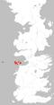 Mapa Islas del Hierro extensión